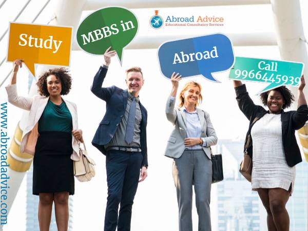Get Admission for MBBS in Abroad | For Spot Admissions