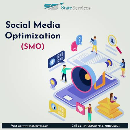Social Media Marketing Services in Delhi - State Services