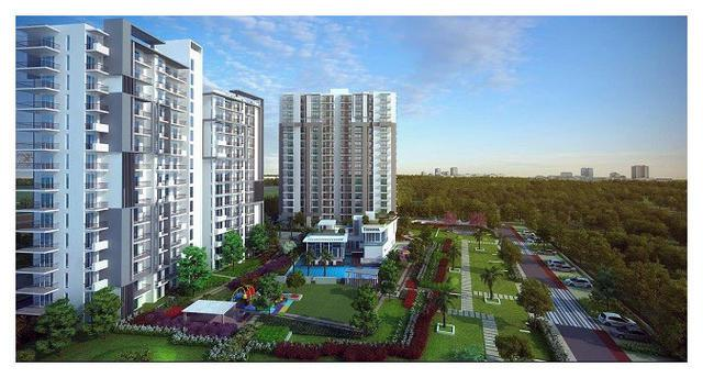 Godrej Summit Sec104 Ready to Move In Homes