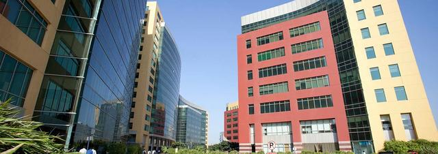 Pre Rented Office Space for Sale in Cyber Park in Gurgaon