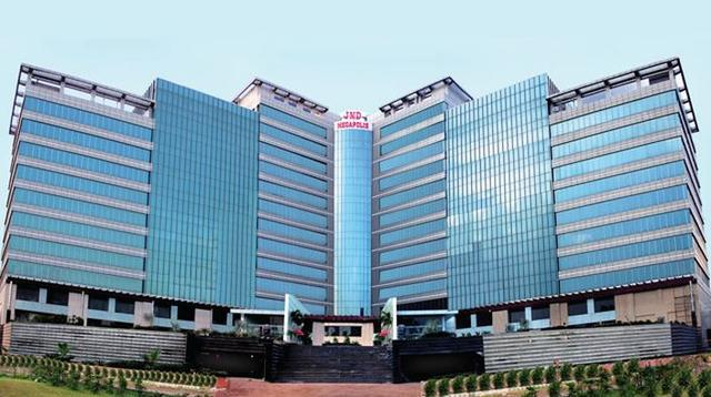 Pre Rented Office Space for Sale in JMD Megapolis IT Park