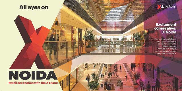 X Noida Mall Retail Shops in Noida