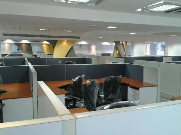 sq.ft Fabulous office space For rent at St.Marks Rd