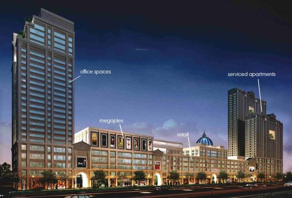 Best Deal for cut-price Office Space at Blue Spectrum Metro