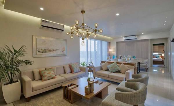 Godrej Meridien - 2/3/4 BHK Apartments in Ultra-Luxury
