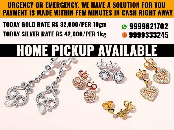 get best offering for cash Against gold