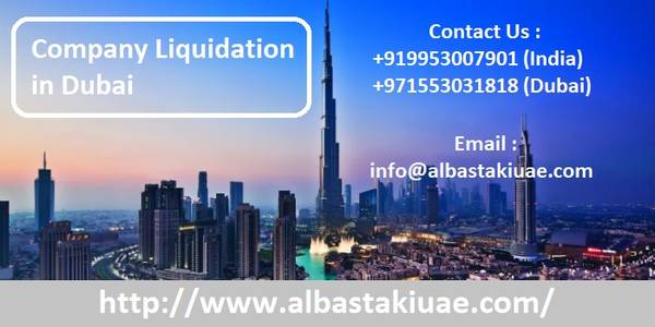 Acquire Company Liquidation in Dubai without any Trouble