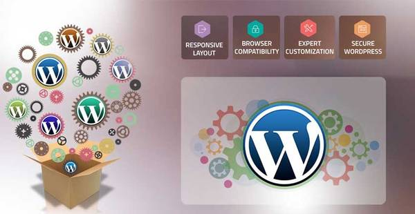 Now, make a wordpress website for you booming business