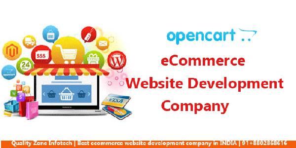 OpenCart eCommerce website Development company in Delhi