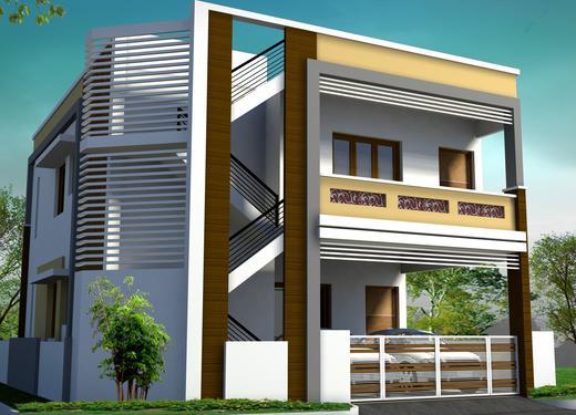 3 half cents 2 BHK NEW HOUSE for 77 Lac GOOD LOCALITY FITJEE