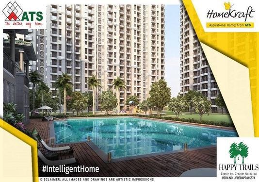 ATS Homekraft Pious Hideaways in Sector 150 Noida