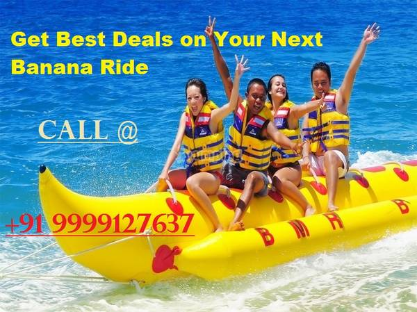Don't Wait Just Grab Best Deals on Your Next Banana Ride -
