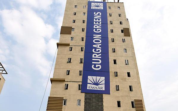 Emaar Gurgaon Greens Premium Apartments in 90 Lacs