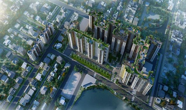 Flat For Sale In Siddha Waterfront Chowdhury More