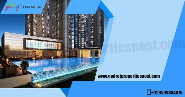Luxurious Apartments in Noida at Godrej Properties Nest