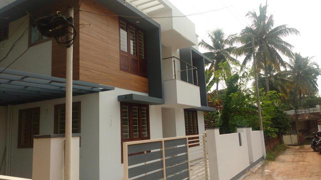 Nalanchira Muttada New 3BHK 1850sqft House With 4 Cent land