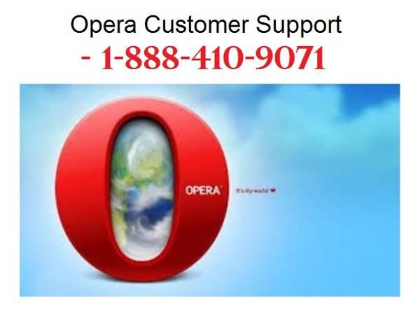 Opera Tech Support