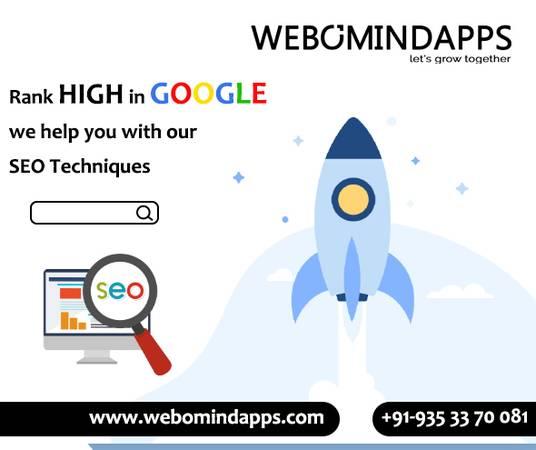 SEO Agencies in Bangalore - Webomindaaps