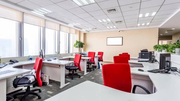 Fully Furnished Office Space Lease Udyog Vihar Phase 5
