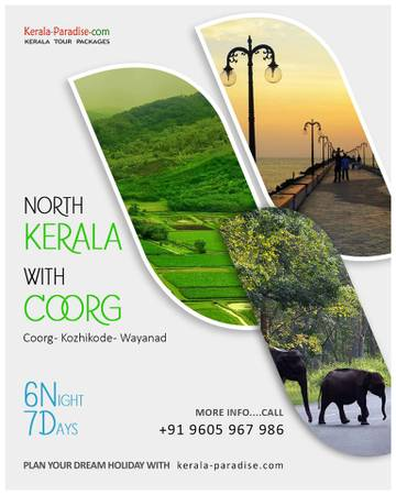Plan south India tour with best Kerala tour Operator