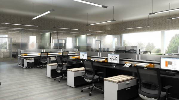 Solitaire Plaza Fully Furnished Office Space Lease MG Road