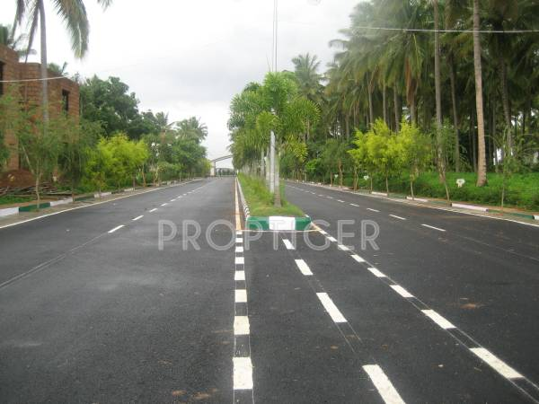 SqFt East Facing Plot Available in Smilee Anadavana