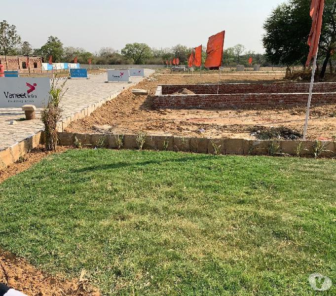900 sqft plot for sale in Sector 10 Derabassi SKYCITY
