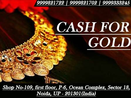 Cash for Gold in DLF Phase 1 | Gold Buyer in DLF Phase 1