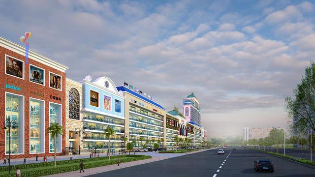 Get Office Space 9268789000 in Blue Spectrum Metro Noida