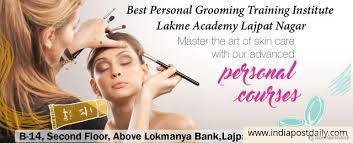 Personal grooming Courses in Delhi | Lakme academy Lajpat