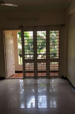 2bhk flat in kuvempunagar near hospital