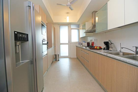 DLF Park Place Fully Furnished 4 BHK Apartment Rent Sec 54 G