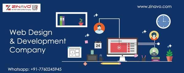 Website Development & Designing Company in Bangalore