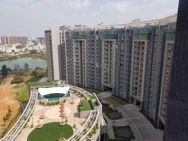 Brigade Lakefront Premium 3 BHK Apartment for rent