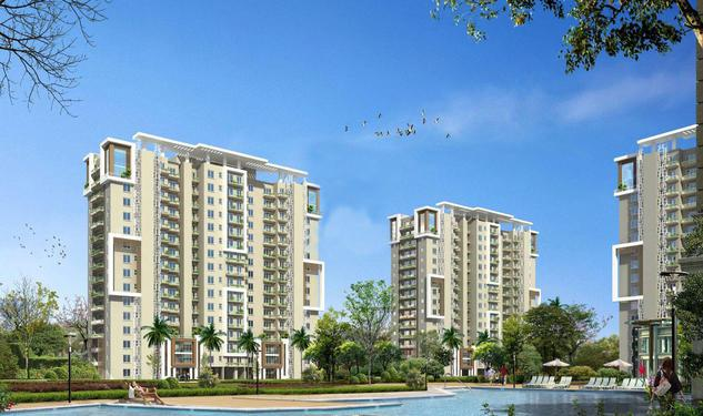 35 BHK Apartments for Sale at EMAAR Palm Gardens