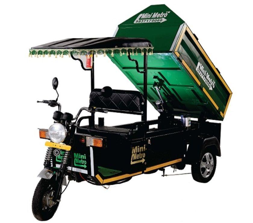 Eloader Rickshaw manufacturers in India Meerut