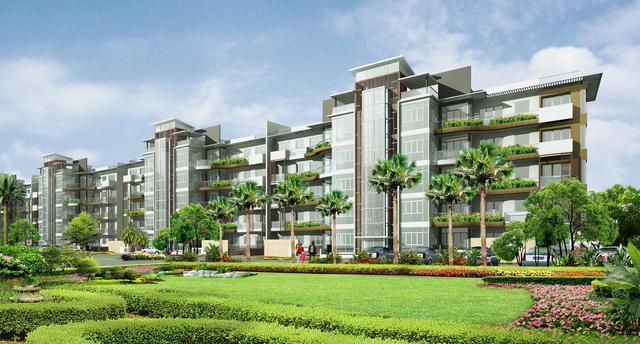 Emaar Gurgaon Greens Ready To Move Property