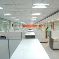 sq.ft posh fi Furnished office space for rent at white