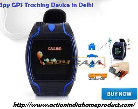 Spy GPS Tracking Device in Delhi