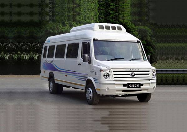 Tempo Traveller in Delhi | Tempo Traveller on Rent in Delhi