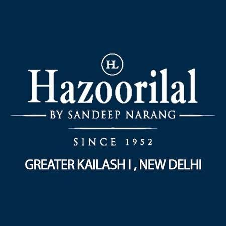 For the very best in diamond jewellery Hazoorilal jewellers