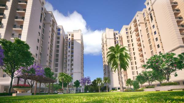 ORO Elements in Jankipuram Extension   2 & 3BHK Apartments