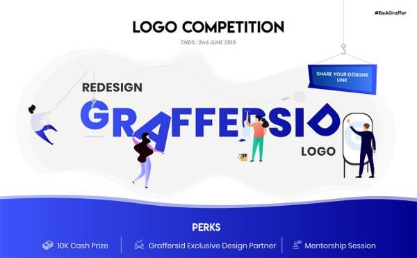 #Be A Graffer (Logo Desigining Competition)