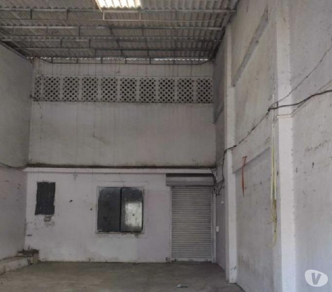 Heavy Industrial Gala on rent at first floor, Nidhi Industri