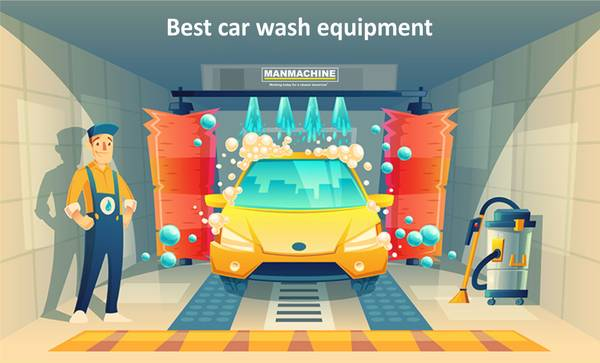 How to start a car wash business in India?
