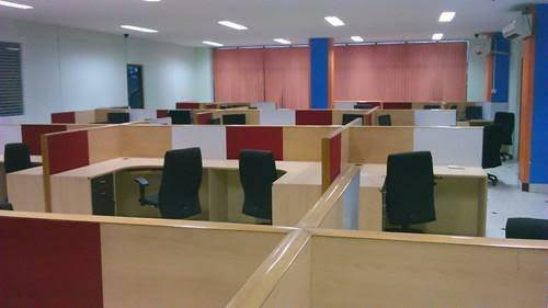 sq.ft Superb office space For rent at Museum Rd