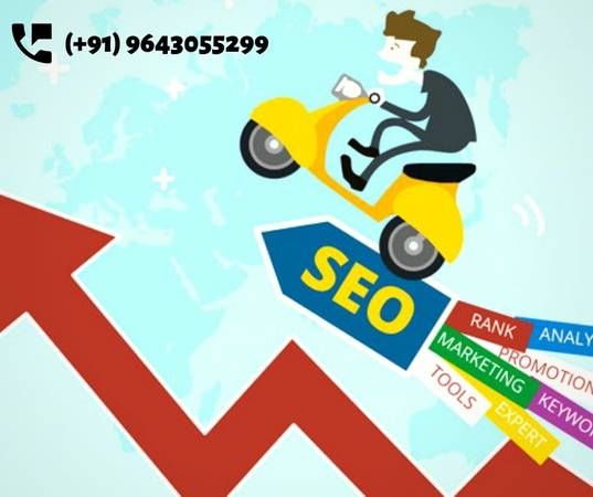 Build your online platform with SEO Company in Delhi, India