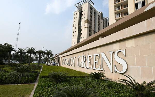 Emaar Gurgaon Greens – Ready to move 3BHK Apartment