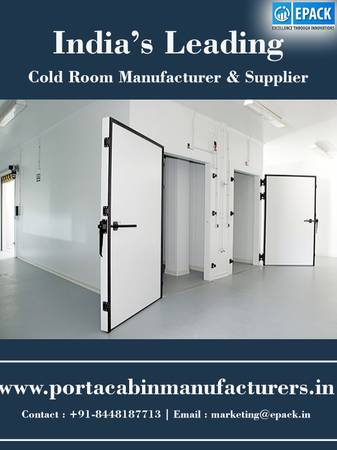 Best Cold Room Manufacturers