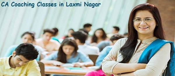 CA Coaching Classes in Laxmi Nagar